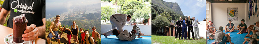 BJJ Hostel experience the real BJJ lifestyle