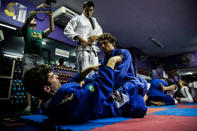 Connections to the best in BJJ