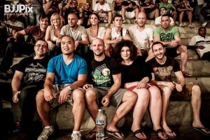The CR crew at Copa Podio - pic by BJJPix.com
