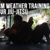 What It's Like To Train BJJ in Rio de Janeiro In Warm Weather