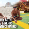 Here's Why both BJJ Jocks & Nerds LOVE Connection Rio!