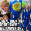 How a Normal Training Trip Became a BJJ Adventure