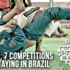9 Weeks, 7 BJJ Competitions in Rio